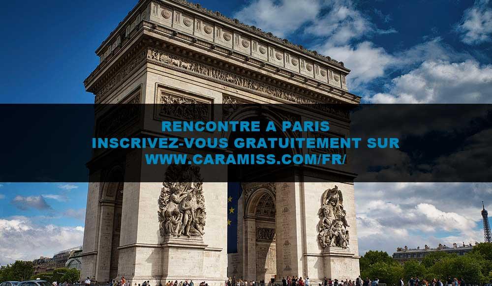 Rencontre à Paris : tout est ici !